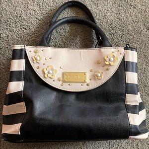 Betsy Johnson purse.